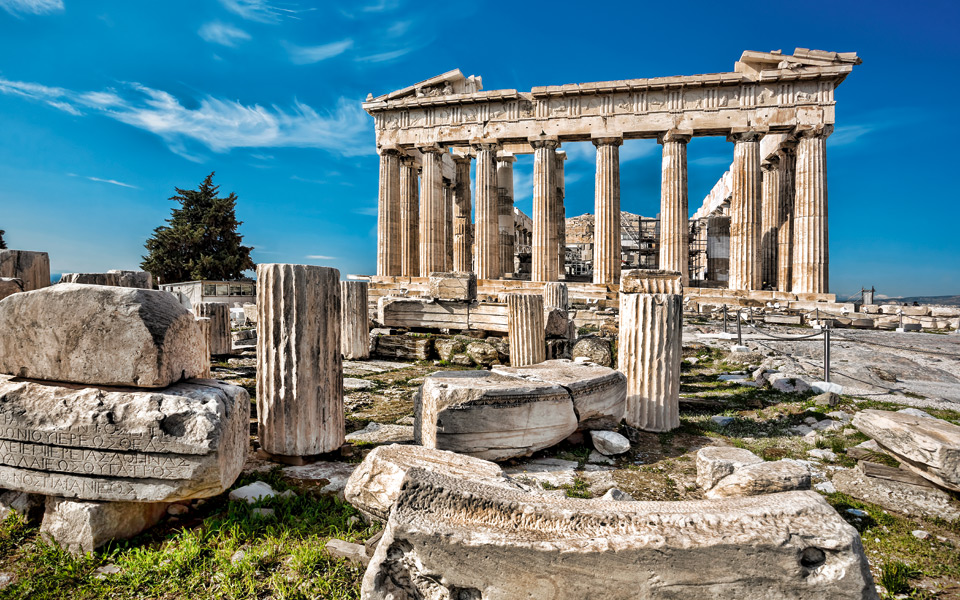 The Timeless Beauty Of Parthenon