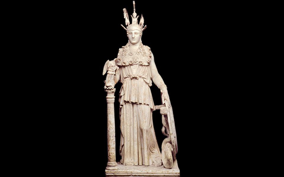 "<h5>""VARVAKEION ATHENA"" (3rd CENT. AD)</h5>"