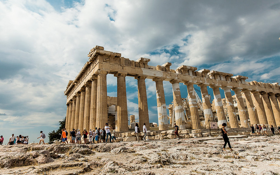 The Summit of the Acropolis