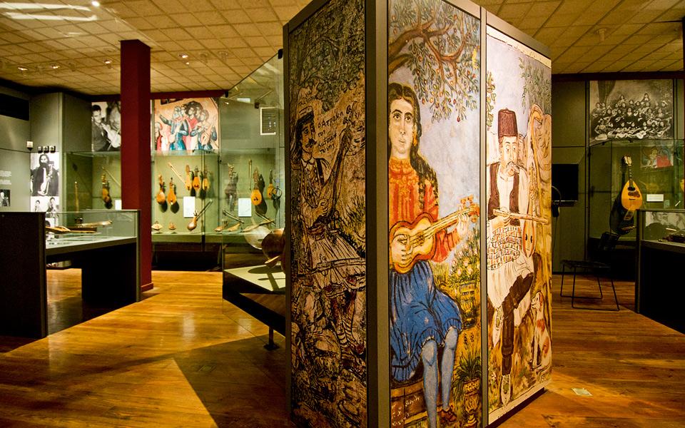 <h5>MUSEUM OF GREEK FOLK MUSICAL INSTRUMENTS</h5>