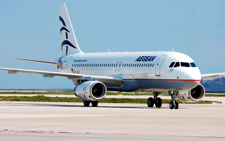 aegean airlines greece