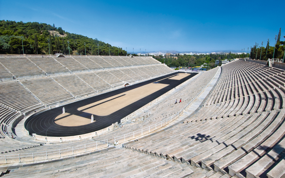 <h5>The Panathenaic Stadium</h5>