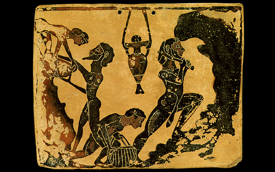 relationship between slaves and masters in ancient greece