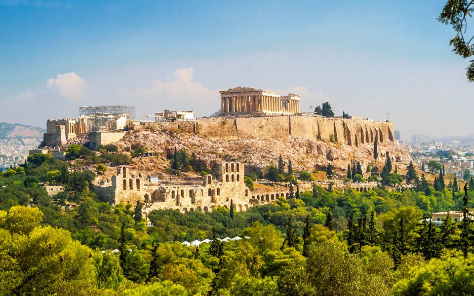 Landmarks The Acropolis