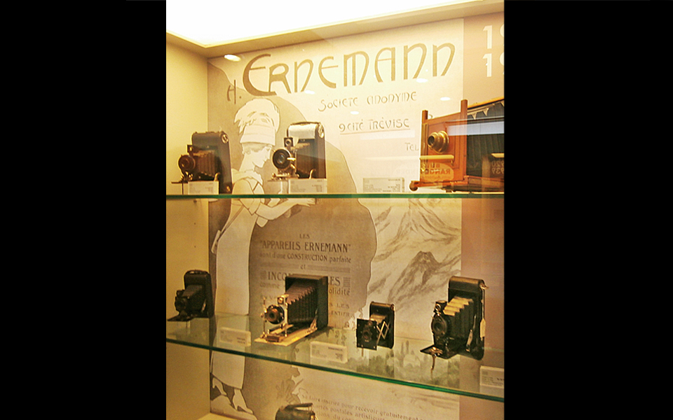 <h5>The Camera Museum</h5>