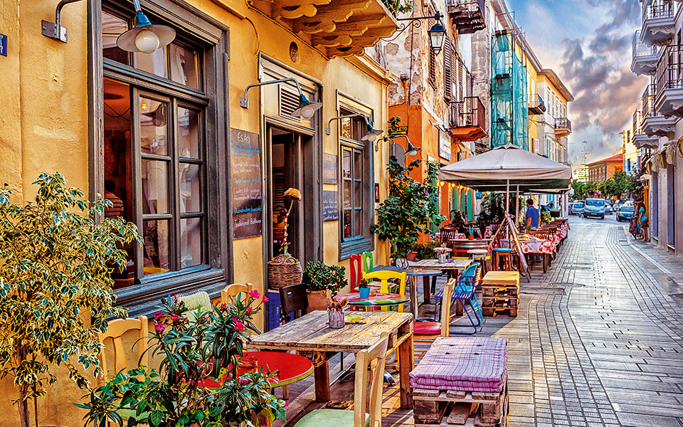 Nafplio: A Town for all Seasons - Greece Is