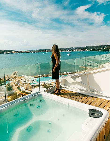 Porto Heli The Riviera Of The Peloponnese Greece Is