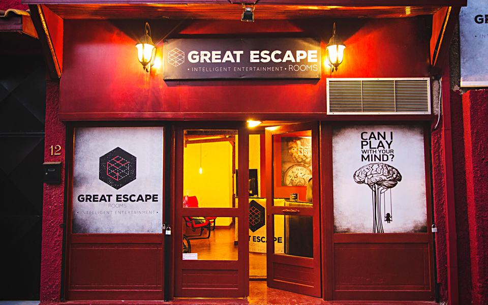 The Great Escape Greece Is