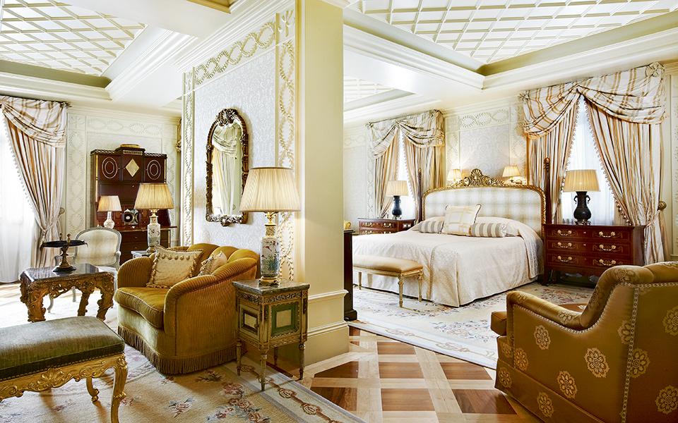 Hotel Grande Bretagne  The Grand Dame Of Hospitality