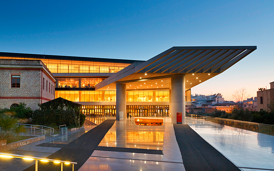 Acropolis Museum Among World's Top 10 - Greece Is