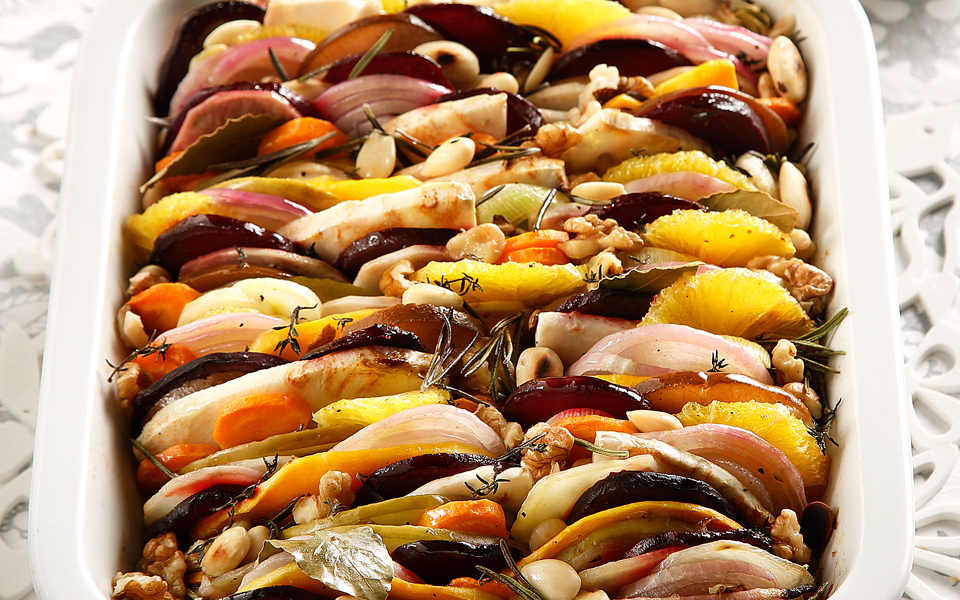 Christmas ratatouille from france and tinos greece is forumfinder Images