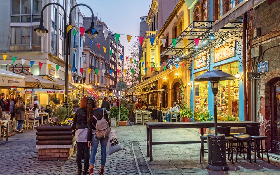 SEX AGENCY in Thessaloniki