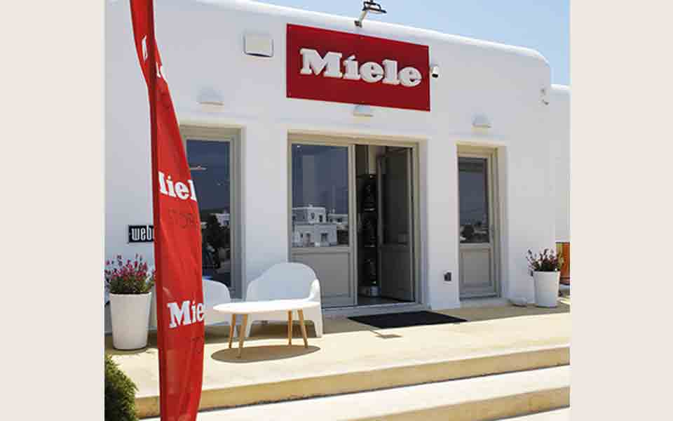 the miele store on mykonos the miele store on mykonos