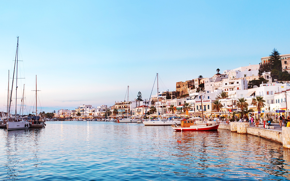 Aegean Islands Cyclades Naxos Experience Places