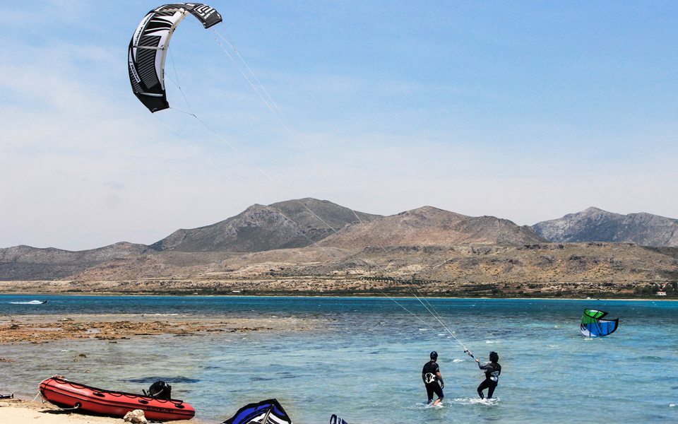 Top 11 Kite Spots in Greece - Greece Is