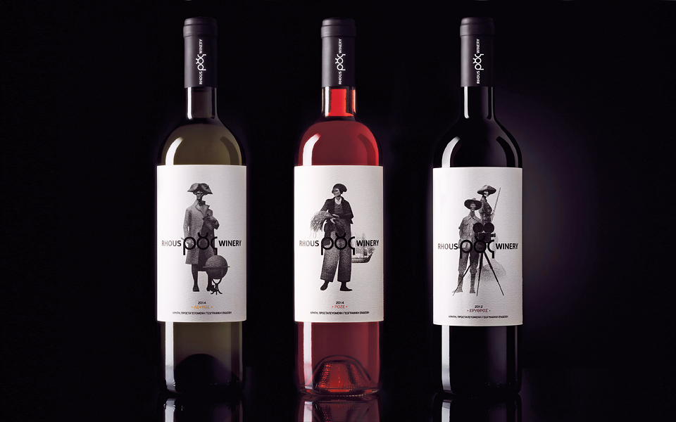 Greek Wine Gets a New Look - Greece Is