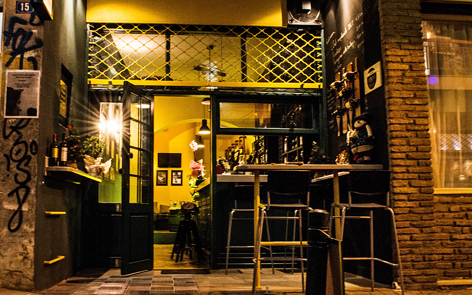 Athens Wine Bars: More than a Trend - Greece Is
