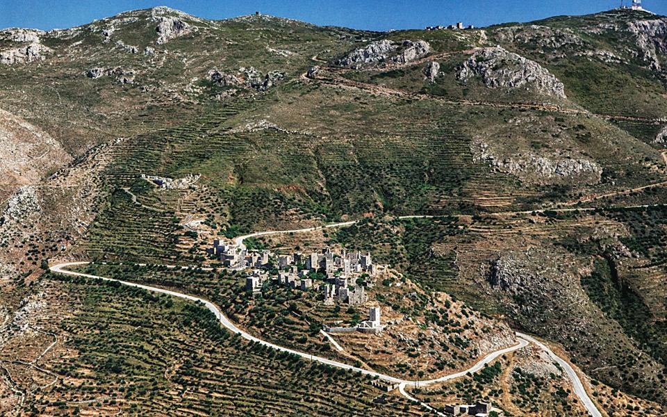 <h5>Vatheia | Peloponnese</h5>