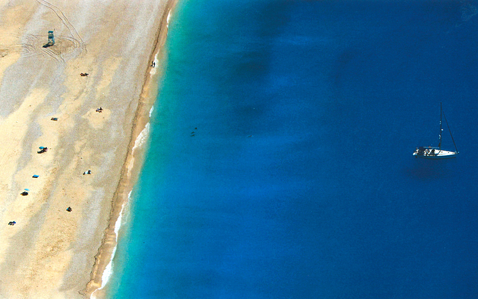 <h5>Myrtos Beach | Cephalonia | Ionian Islands</h5>