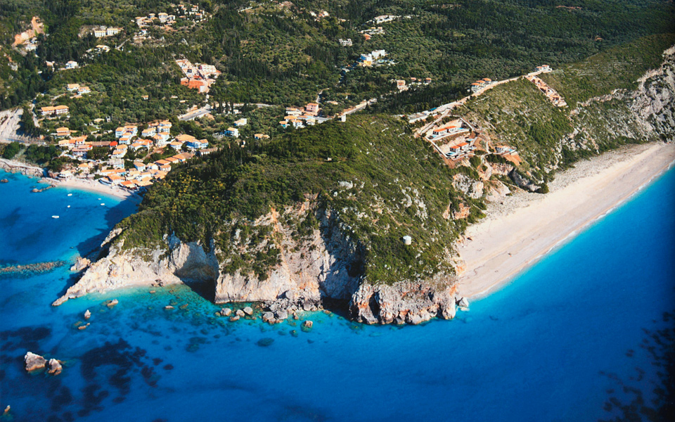 <h5>MYLOS BEACH | Lefkada | Ionian Islands</h5>