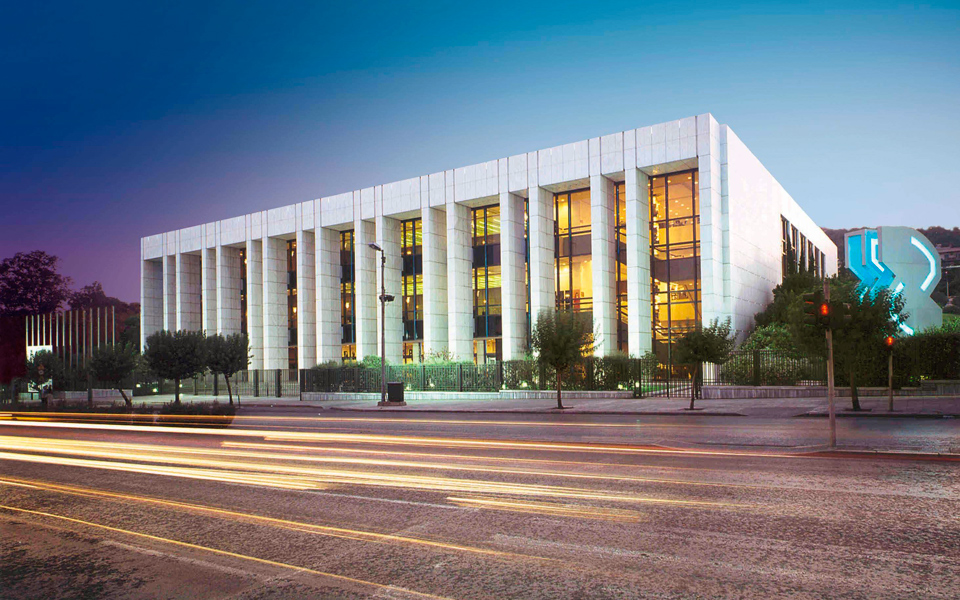 Modern Architecture Greece 8 contemporary landmarks of athens - greece is