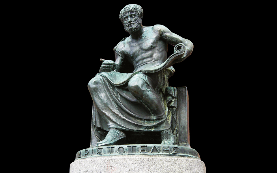 Image result for aristotle sculpture
