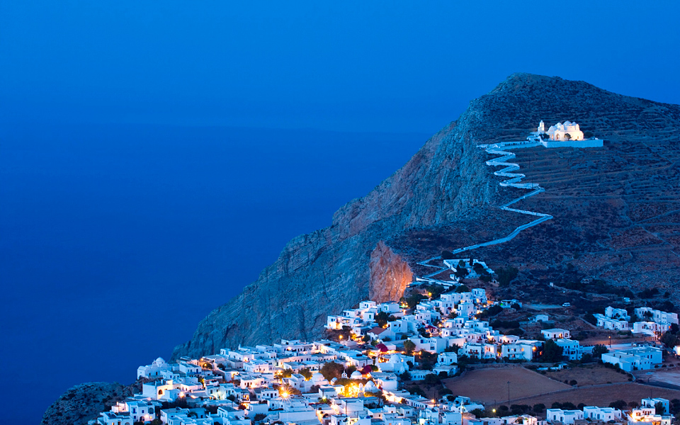 5 Reasons to Visit Folegandros Greece Is