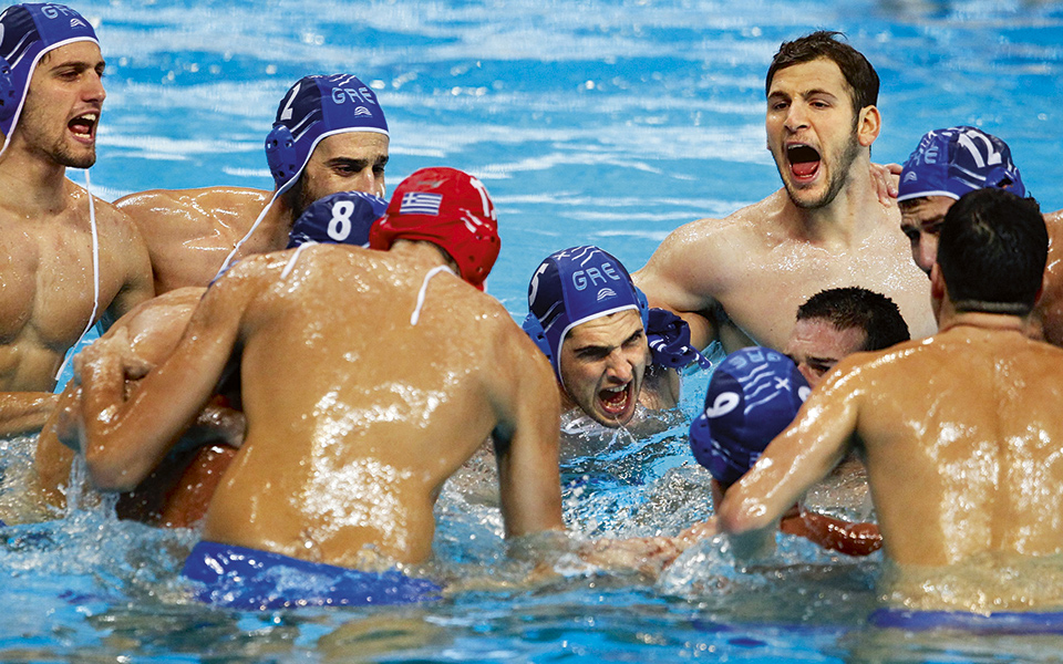 rutgers meet the greeks 2016 olympics