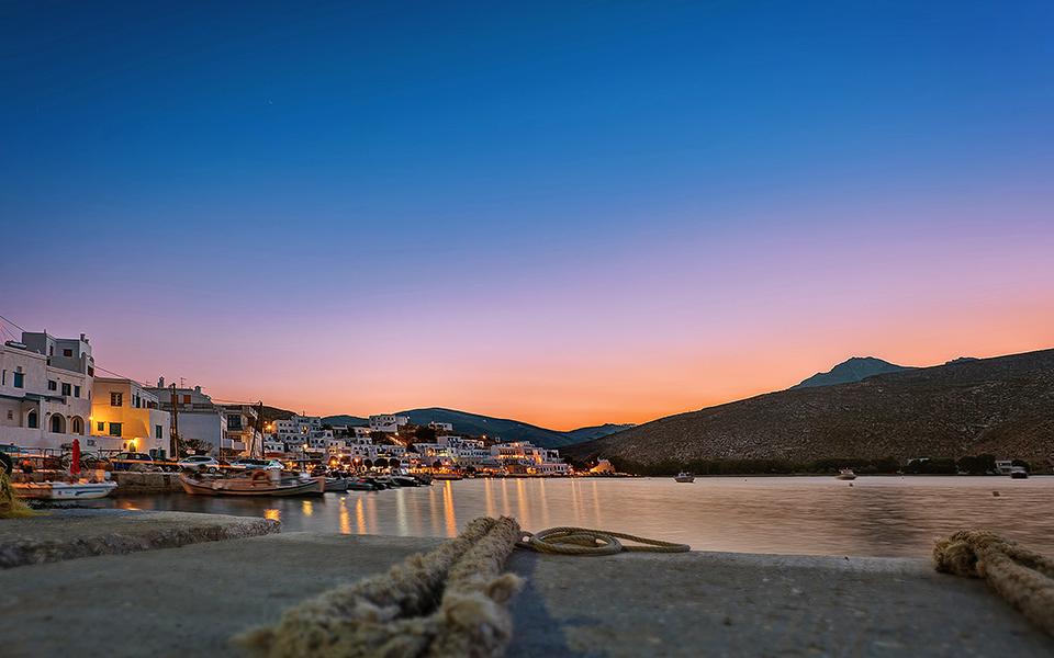 tinos beach hotel greece