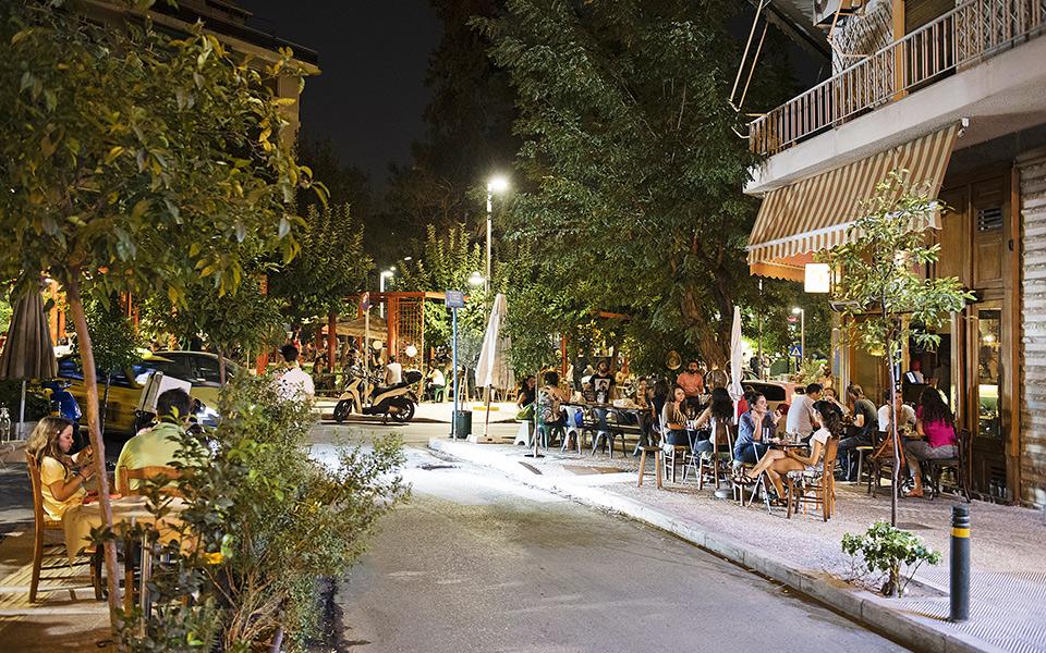 Downtown Restaurants Athens