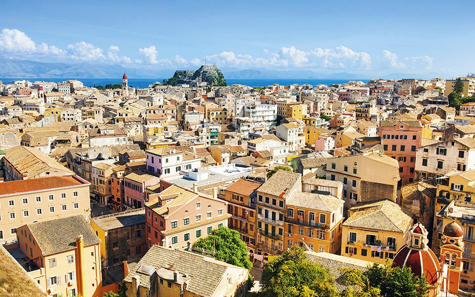 Active Holidays on Corfu - Greece Is