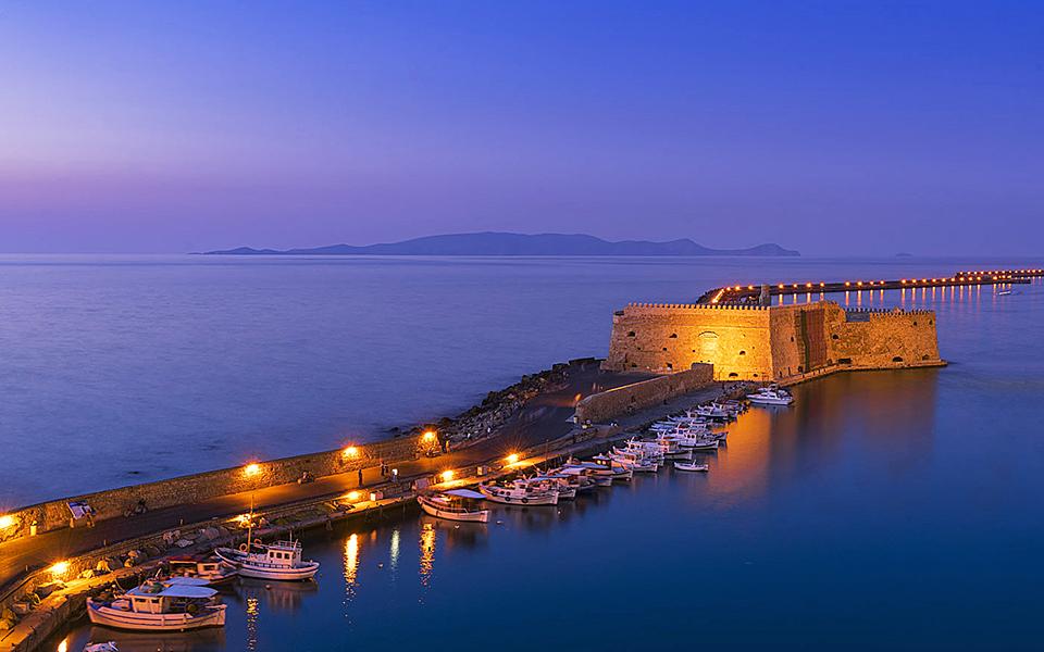 irakleio, crete