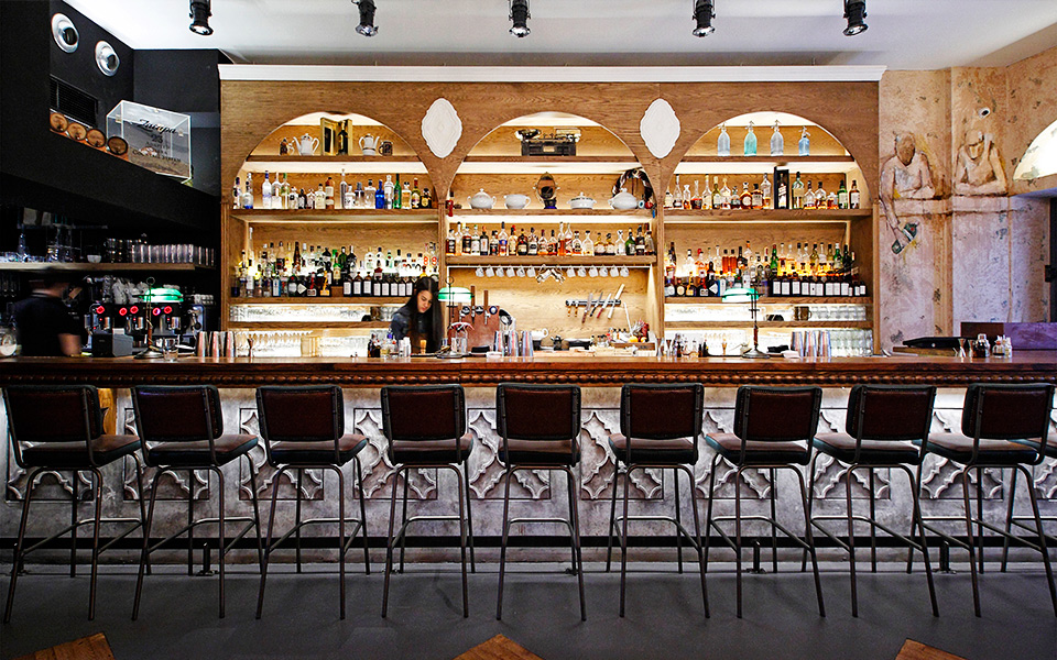 Two Athenian Bars in World's Top 50 - Greece Is