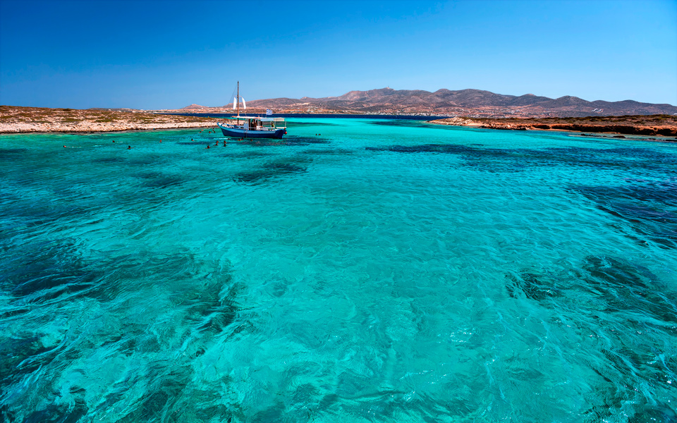 Antiparos Going Mainstream