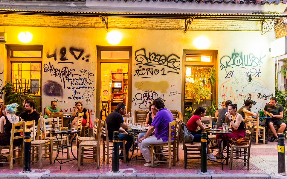 Kerameikos The New Foodie Haven In Athens Greece Is