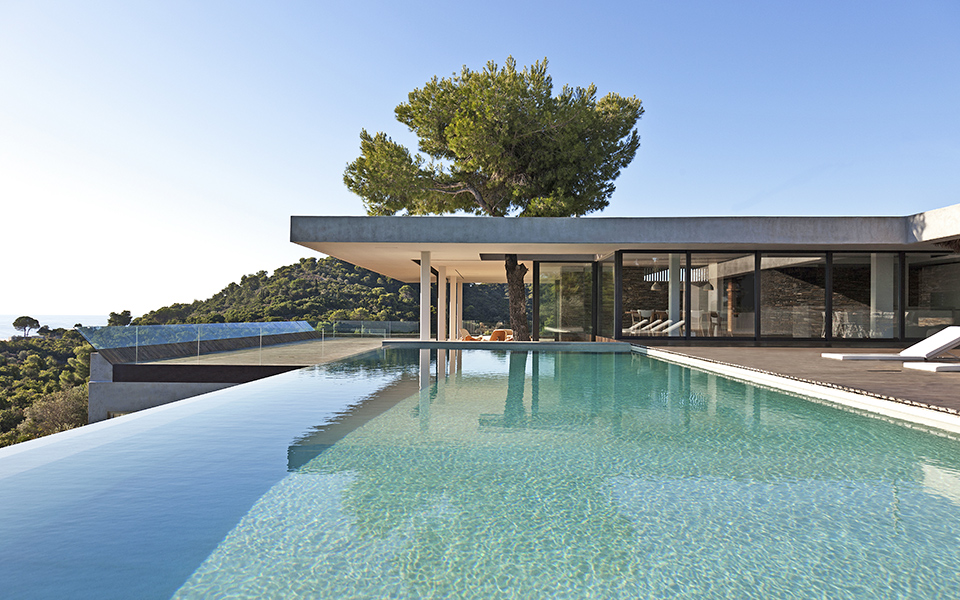 <h5>Plane House, Skiathos | By K-Studio Architects</h5>