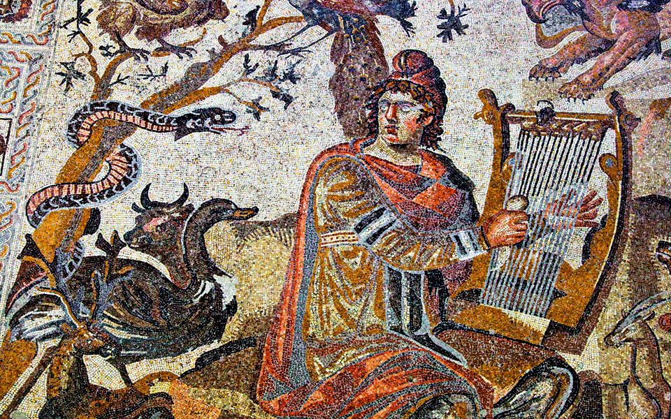 Music Therapy in Ancient Greece - Greece Is