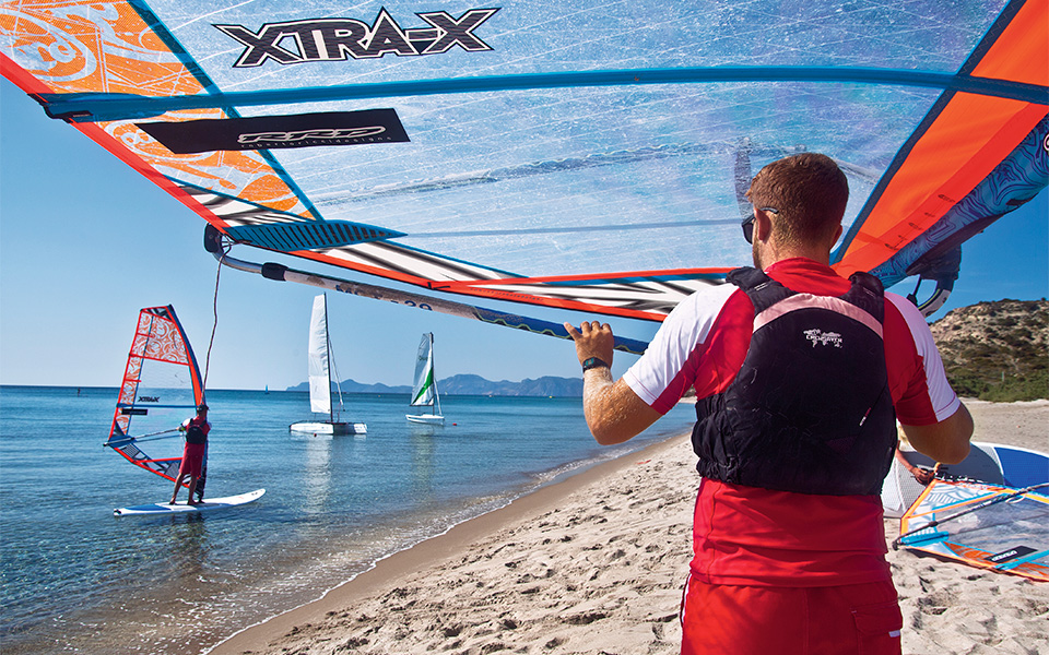The 10 Best Windsurfing Destinations in Greece - Greece Is