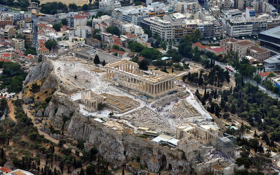 <h5>Acropolis of Athens</h5>