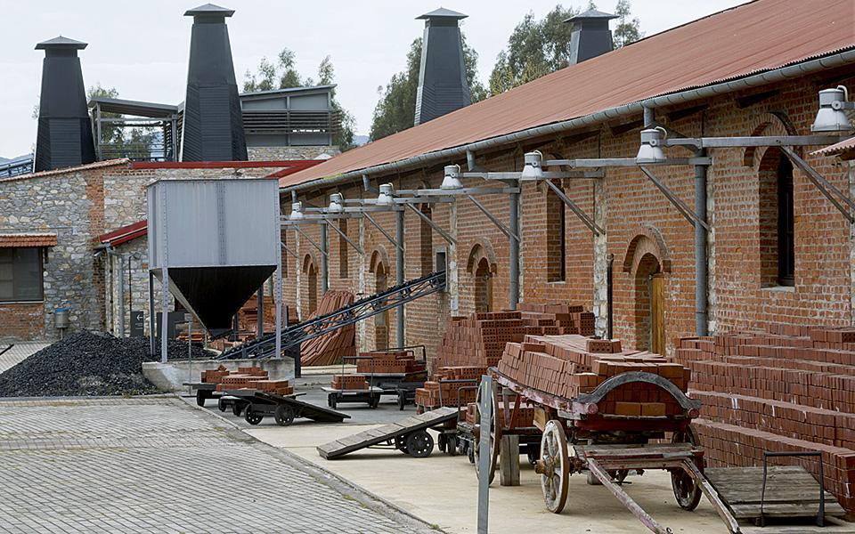 BRICKWORKS MUSEUM, PIOP, 24MAR2014