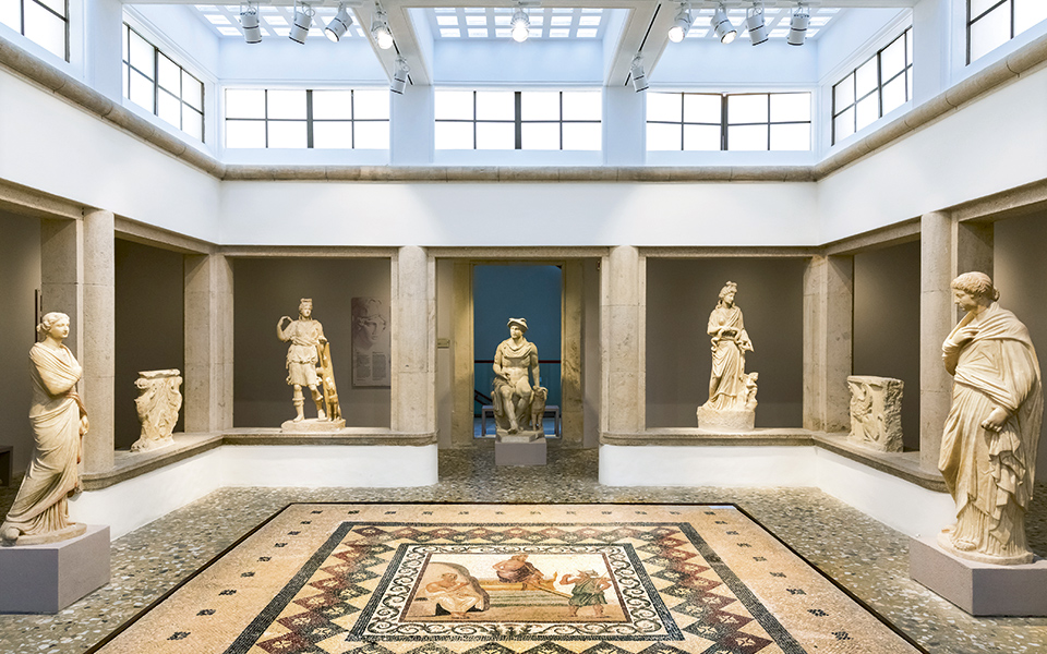 Renovated Archaeological Museum Is A Must See On Kos