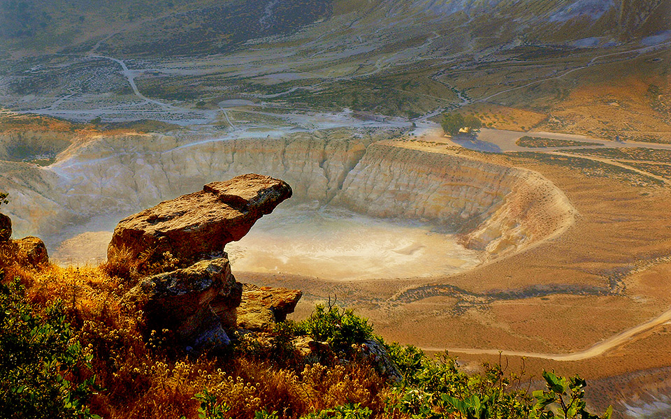 NYSIROS VOLCANOGettyImages-127745907
