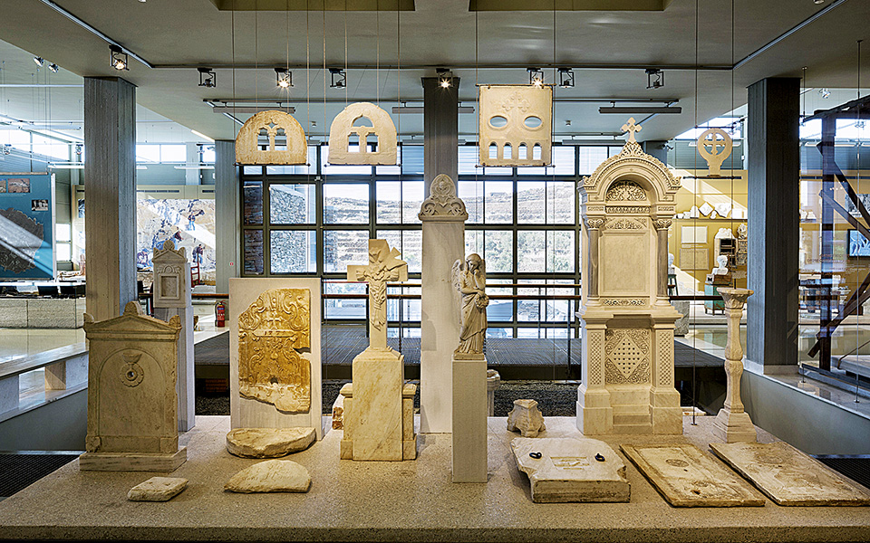 Art Of Stone Tinos S Museum Of Marble Crafts Greece Is