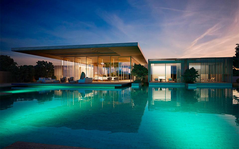 greek summer home design wins international architecture award
