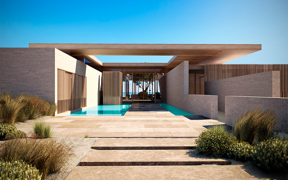 Greek Summer Home Design Wins International Architecture Award Greece Is