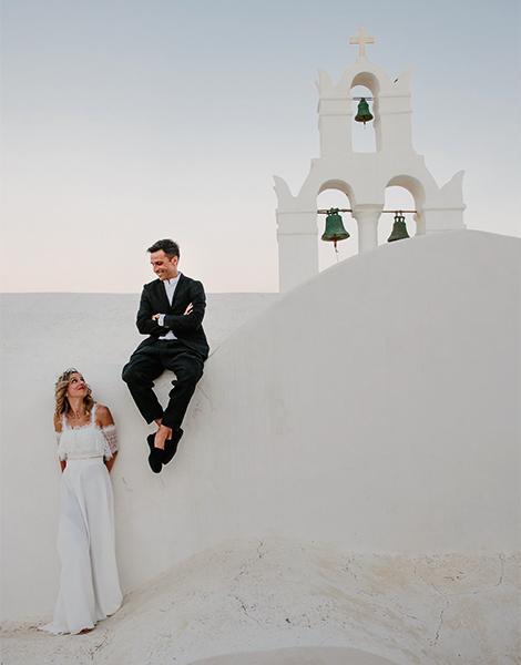 Interview: My Big Fat Greek Destination Wedding - Greece Is