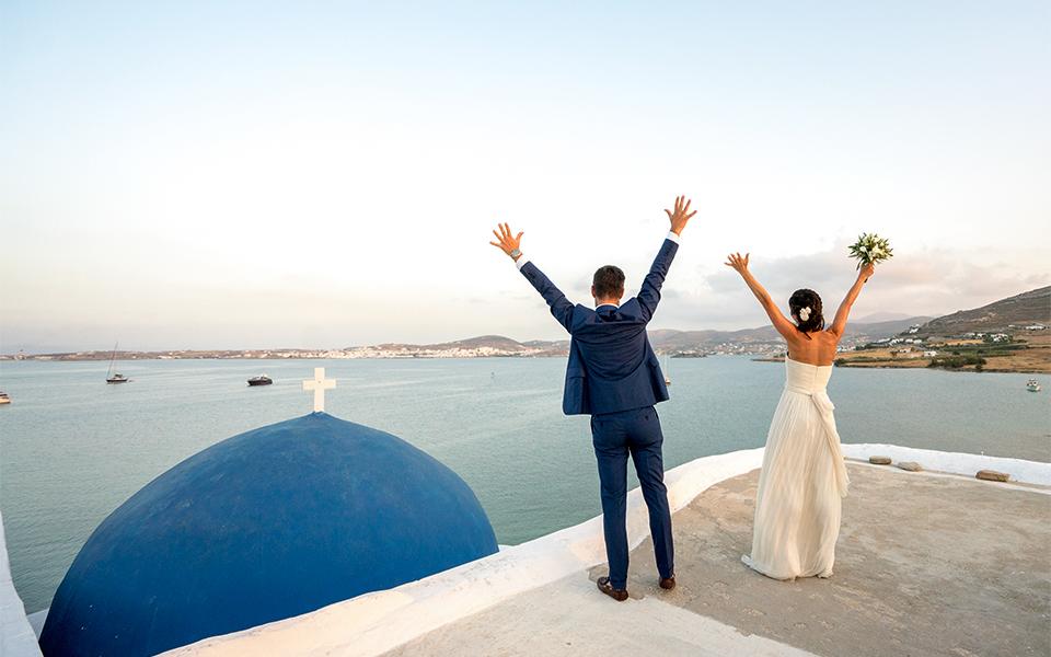 b44fd968a5f Interview  My Big Fat Greek Destination Wedding - Greece Is