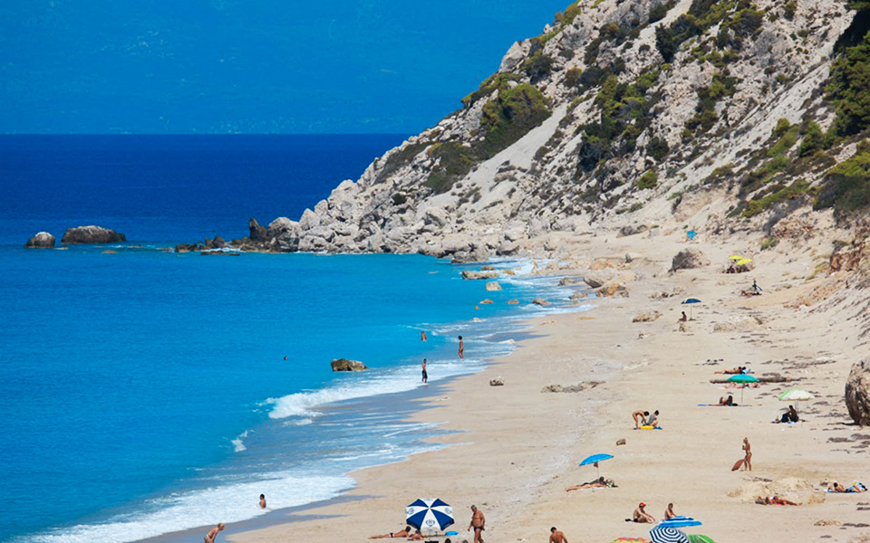 Greece Ranked 2nd in World for Blue Flag Beaches in 2017 Greece Is