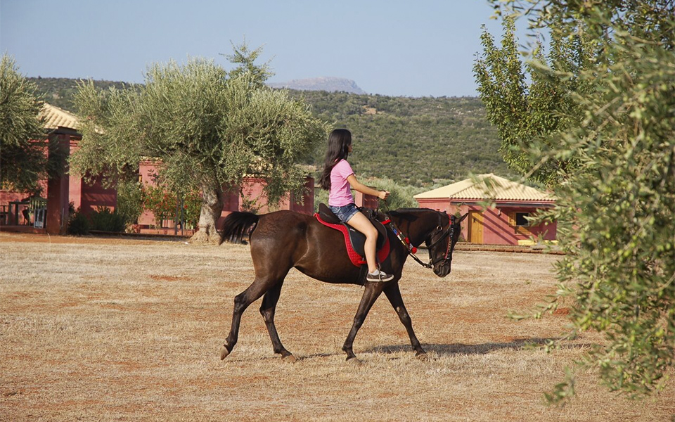 Horse-riding-at-the-farm