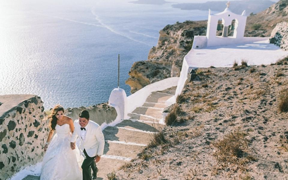 8c1d656b8da Stella and Moscha Plan Dream Destination Weddings in the Greek ...
